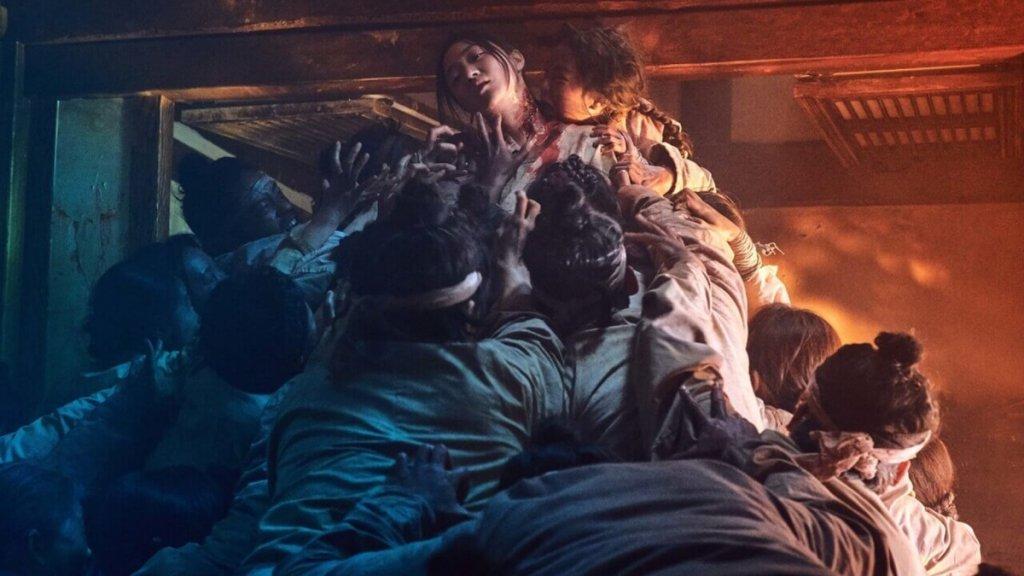 Série sobrenatural Netflix: Kingdom