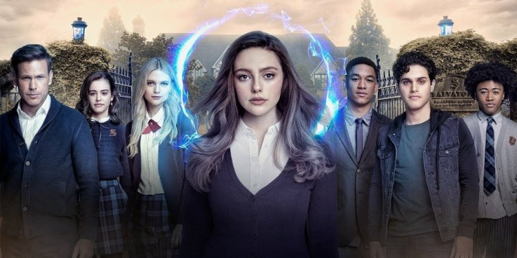 Legacies terceira temporada