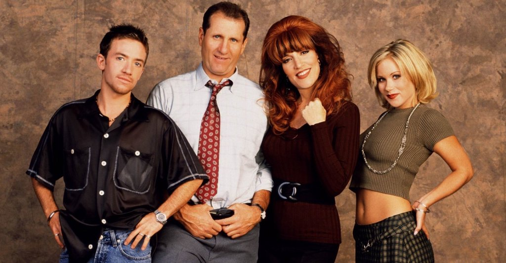 Married... with Children comédia