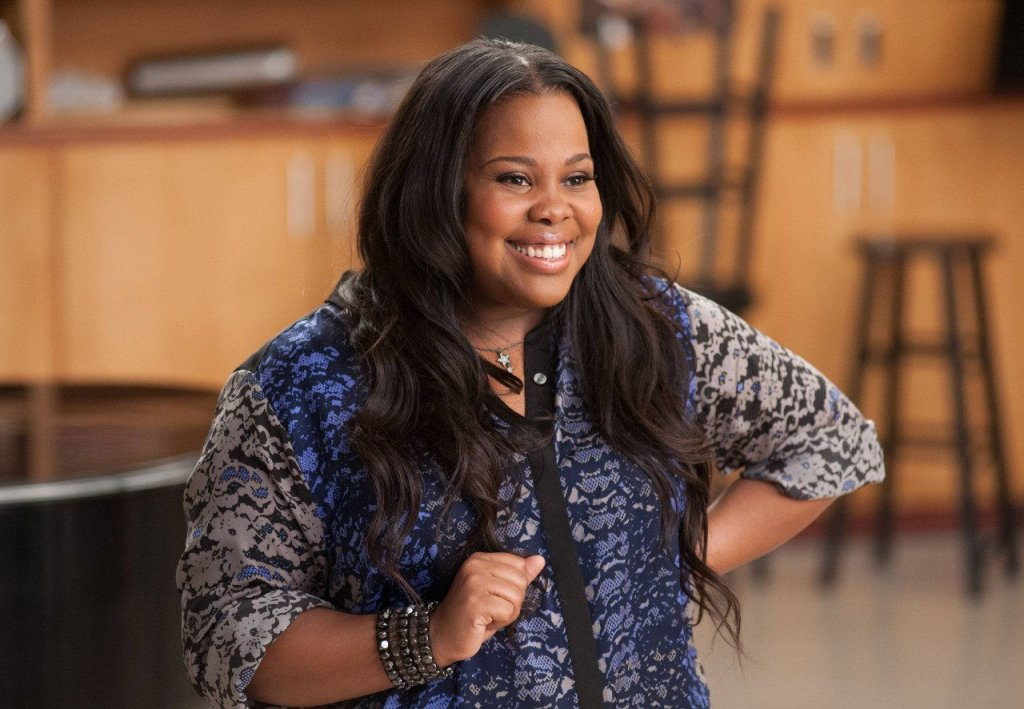 Mercedes Jones em Glee