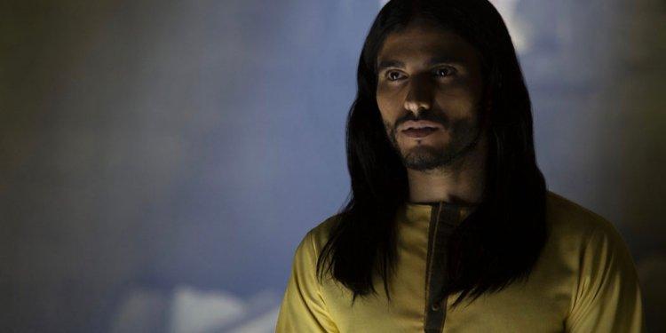 Messiah série da Netflix