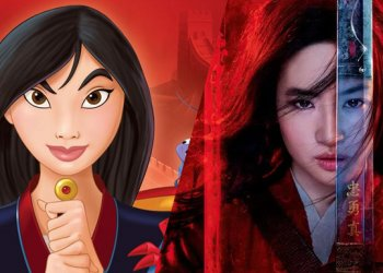 Mulan filme live-action da Disney