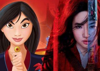 Mulan filme live-action da Disney