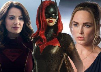 Personagens do Arrowverse que foram trocados