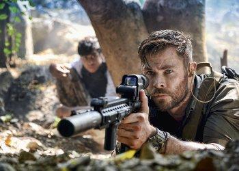 Resgate com Chris Hemsworth na Netflix