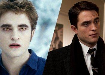 Robert Pattinson em Crepúsculo