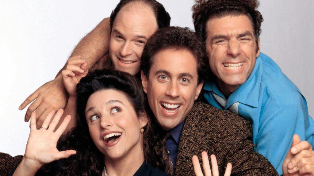Seinfeld séries dos anos 90