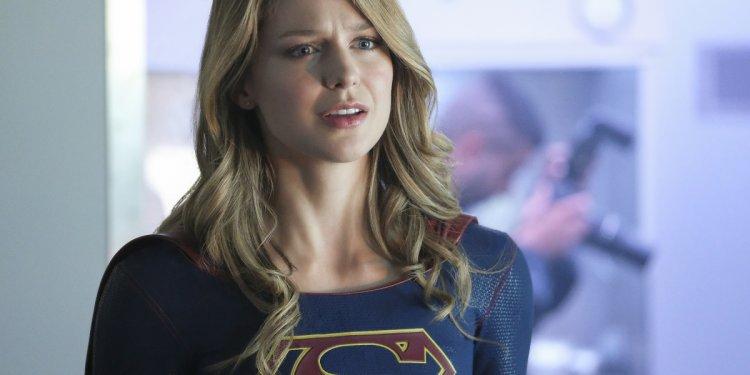 Supergirl do Arrowverse para assistir series online