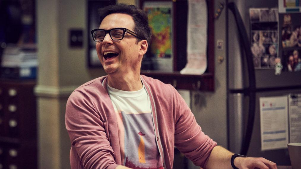 Jim Parsons em The Big Bang Theory