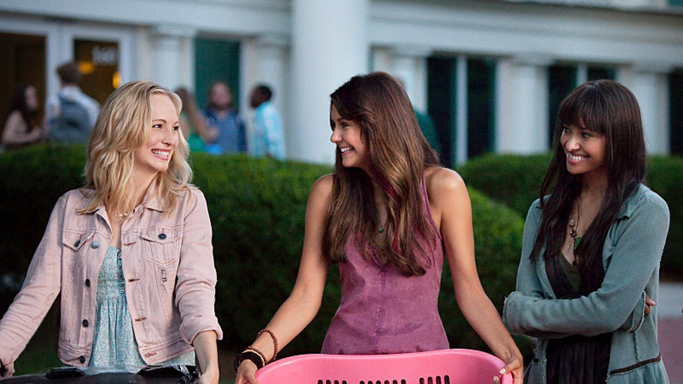 Amizades de The Vampire Diaries e Crepúsculo