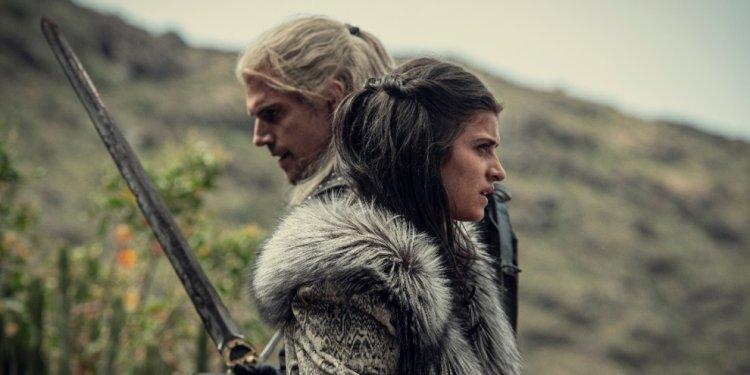 The Witcher primeira temporada