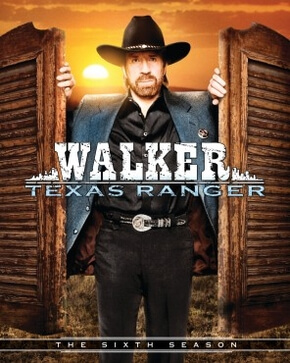 Jared Padalecki em Walker, Texas Ranger