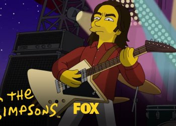 Weezer em Os Simpsons
