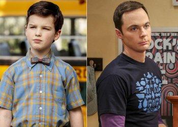Young Sheldon e The Big Bang Theory