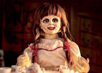 Annabelle chega a Netflix