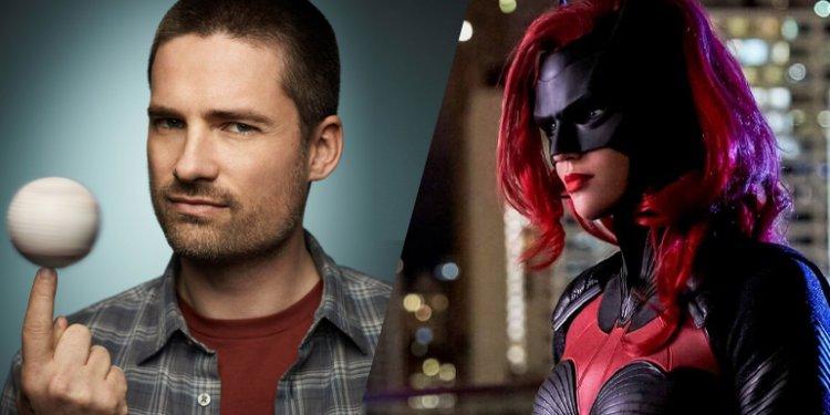 Batwoman e Bruce Wayne