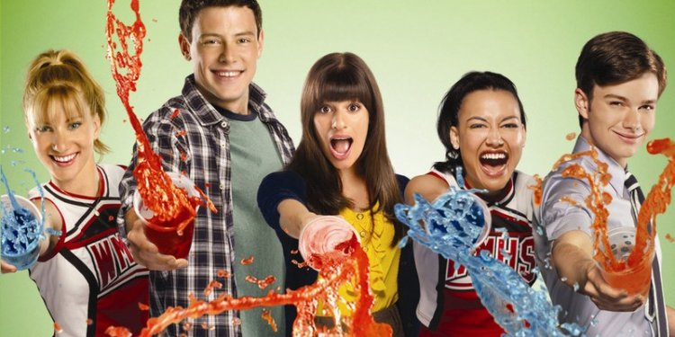 Glee chega ao Amazon Prime Video