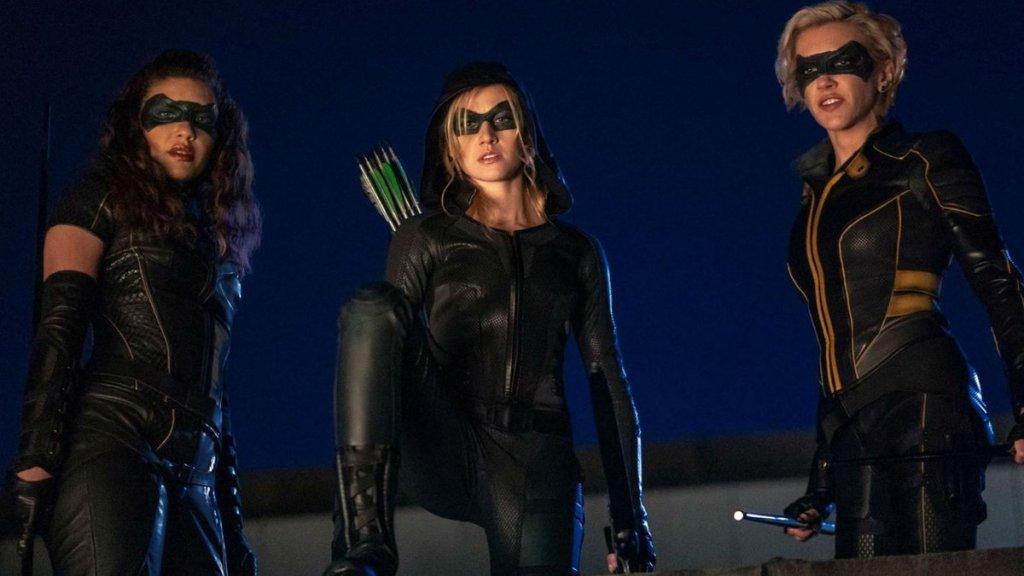 Possível nova série do Arrowverse: Green Arrow and The Canaries