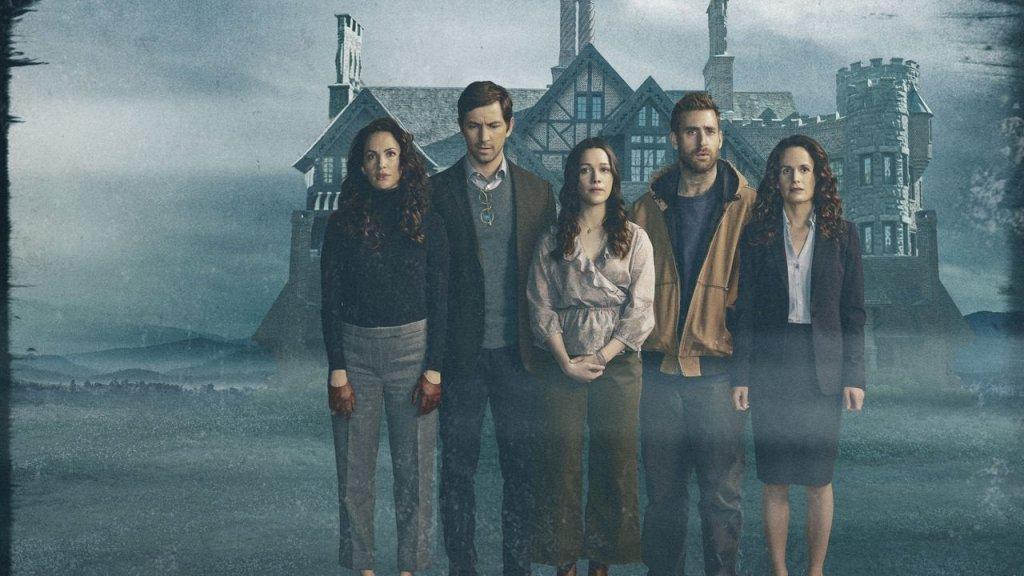 Séries sobrenaturais na Netflix: A Maldição da Residência Hill