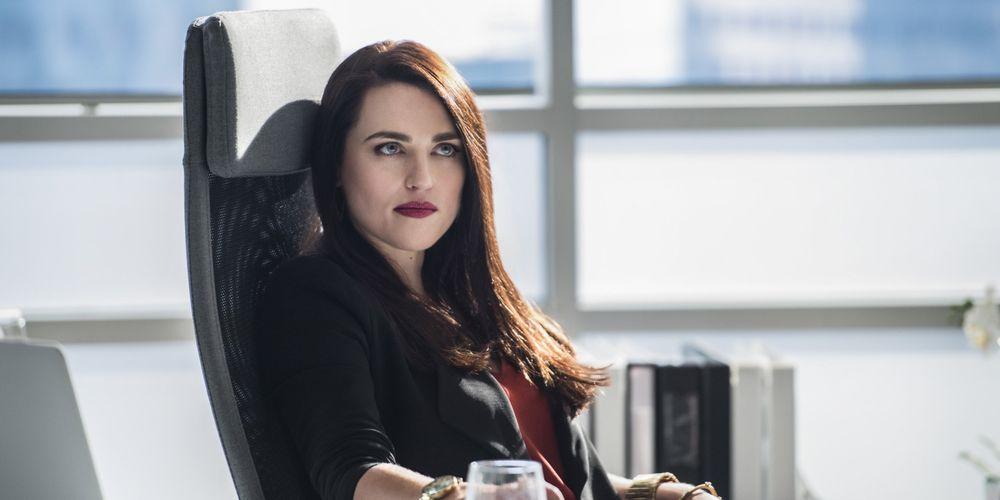 Lena Luthor em Supergirl do Arrowverse