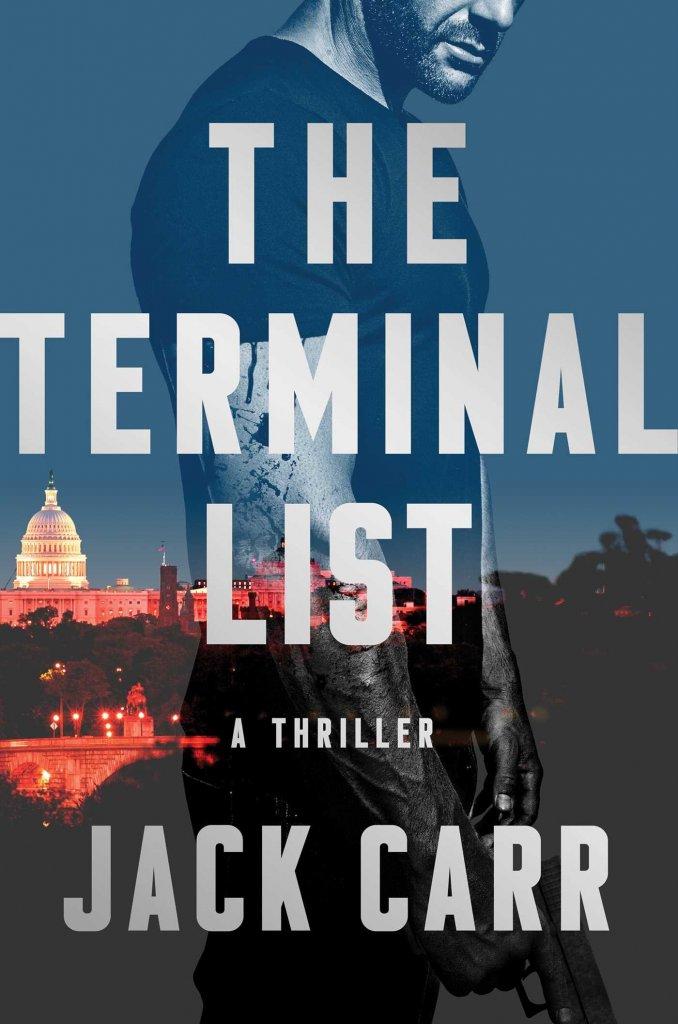 Capa do livro The Terminal List