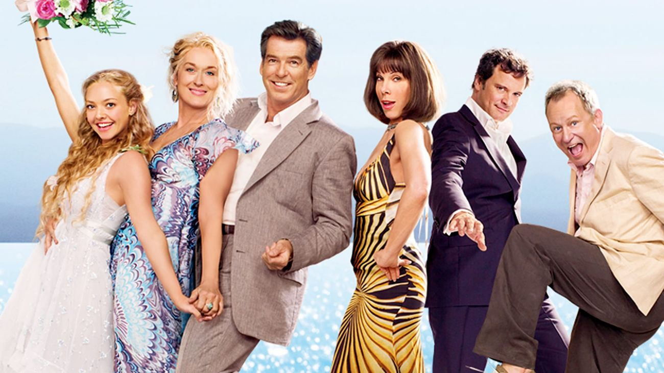 Pierce Brosnan em Mamma Mia!