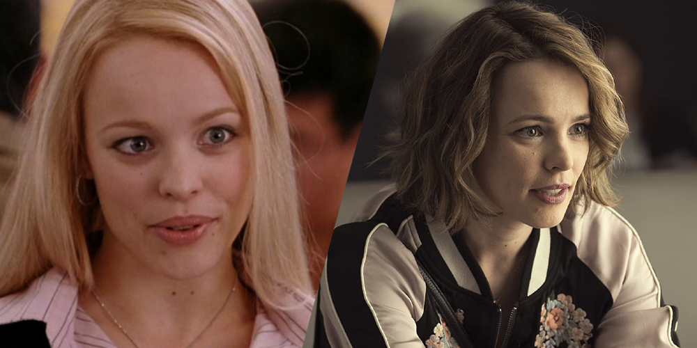 Rachel McAdams (Regina George) em Meninas Malvadas