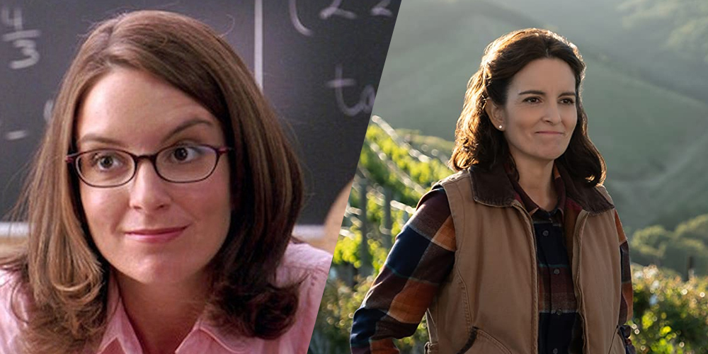 Tina Fey (Ms. Sharon Norbury)