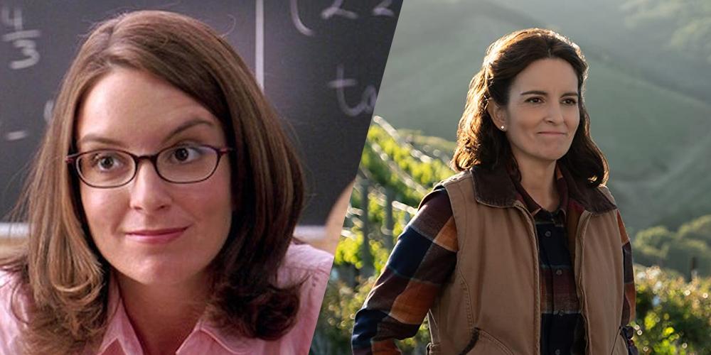 Tina Fey (Ms. Sharon Norbury)