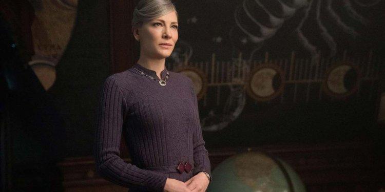 Cate Blanchett na adaptação de Borderlands