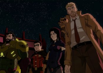 Cena de Crítica | Justice League Dark: Apokolips War