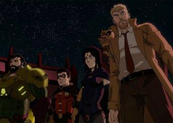 Cena de Crítica | Justice League Dark: Apokolips War