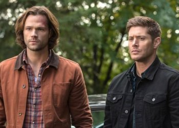Supernatural Jensen e Jared