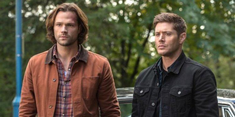 Supernatural Jensen e Jared