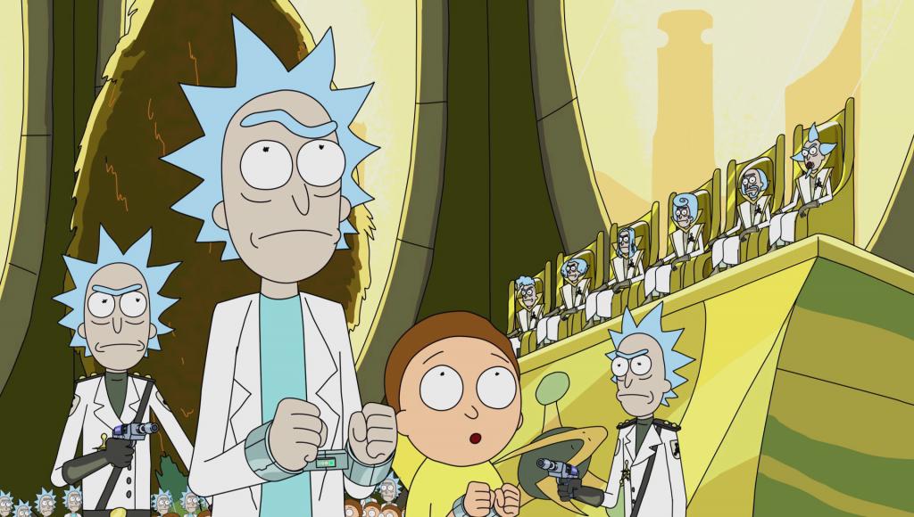 Melhores episódios de Rick e Morty: Contatos Imediatos