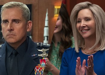Space Force Protagonizada por Steve Carell