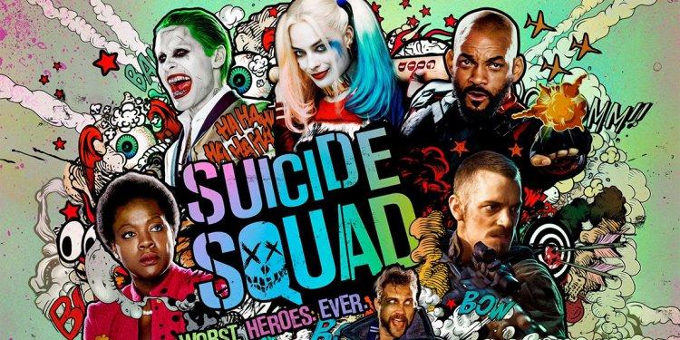 Esquadrão Suicida - diretor David Ayer