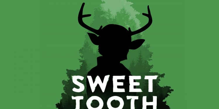 Nova série da Netflix com produtora de Arrow Sweet Tooth