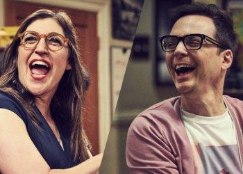 Fotos do final de The Big Bang Theory