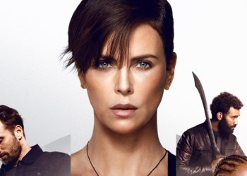 The Old Guard da Netflix com Charlize Theron