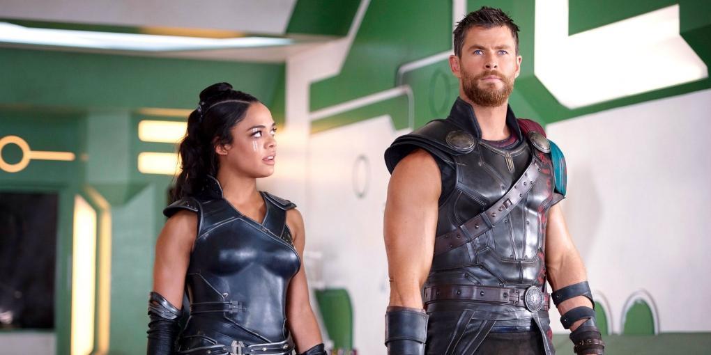 Valquíria em Thor: Ragnarok