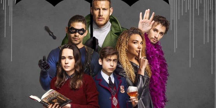 The Umbrella Academy segunda temporada