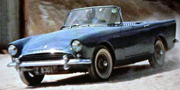 Carros usados por James Bond na franquia 007