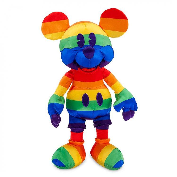 Disney lança linha de produtos para o mês do orgulho LGBTQ+