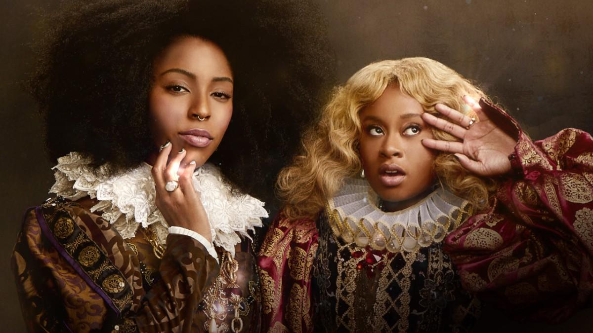 2 Dope Queens Serie da HBO - Séries para assistir se você gostou de Insecure da HBO