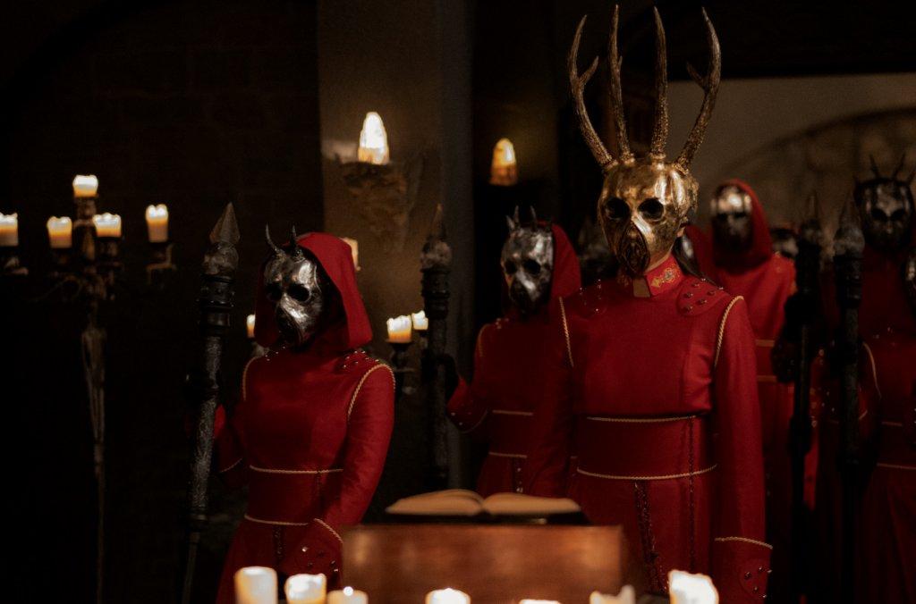 Foto da segunda temporada de A Ordem