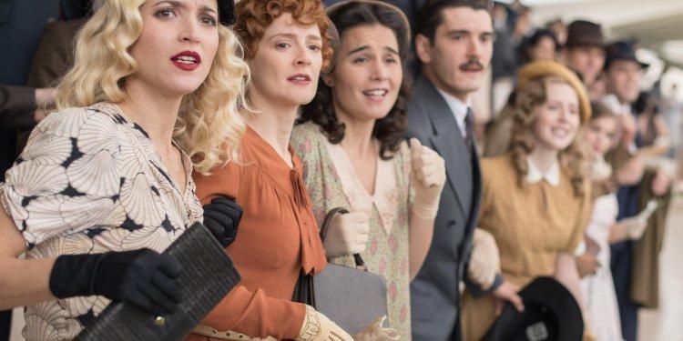 As Telefonistas- Temporada final – Parte 2 na Netflix