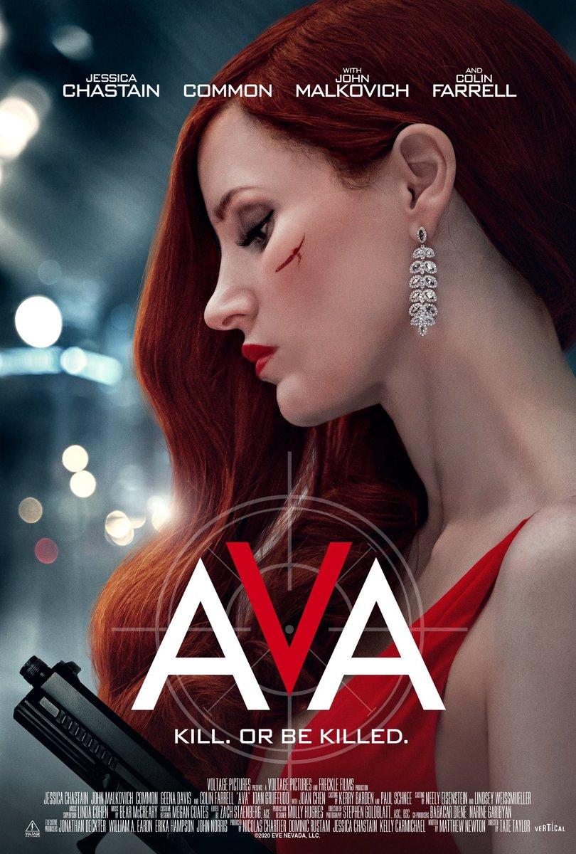 Cartaz do filme AVA