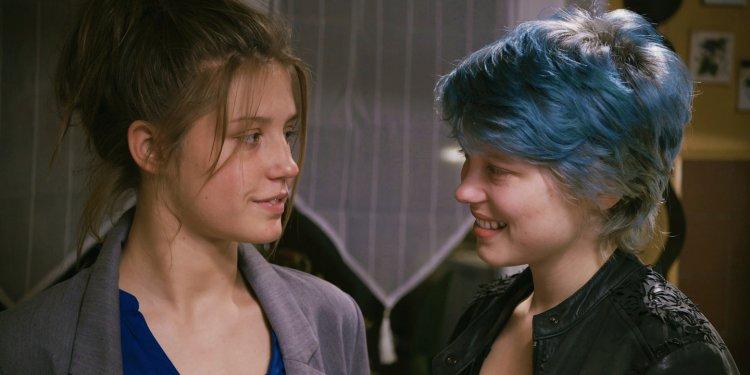 Azul é a Cor Mais Quente filmes LGBTQ+