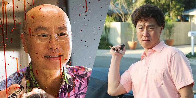 C.S. Lee (Vince Masuka) em Dexter